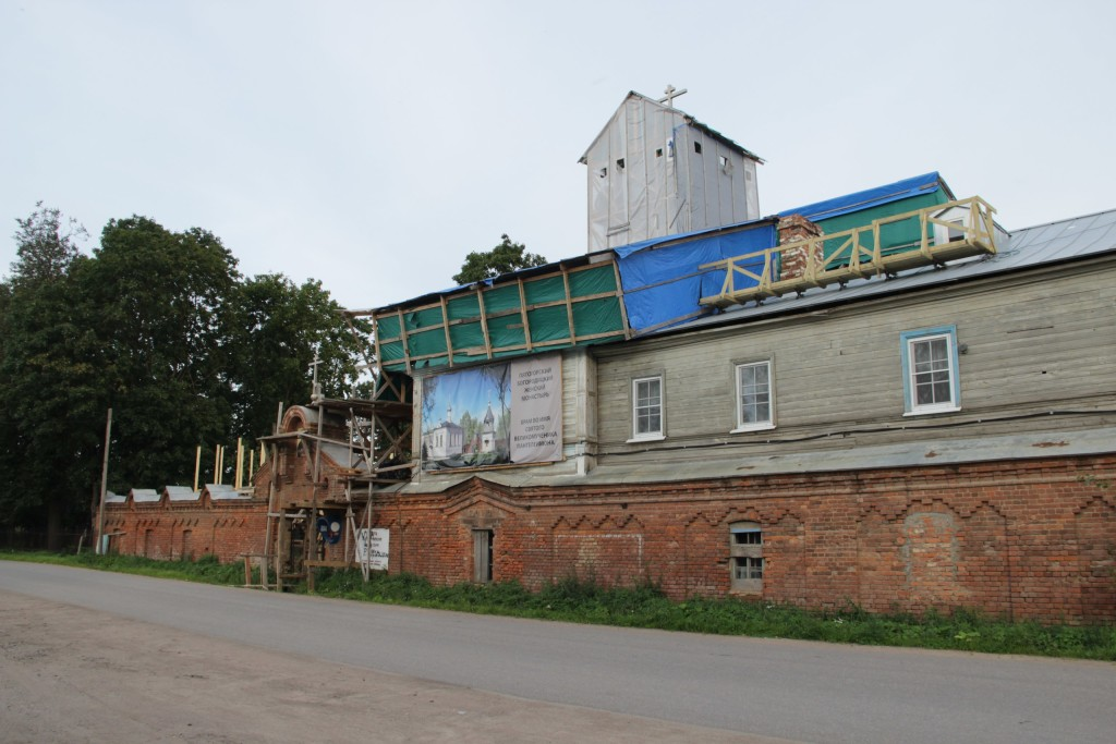 Пятогорский монастыро в дер. Курковицы